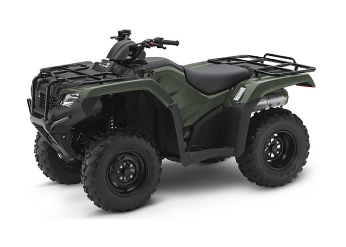 2018 Honda FourTrax Rancher 4x4 in Petersburg, West Virginia