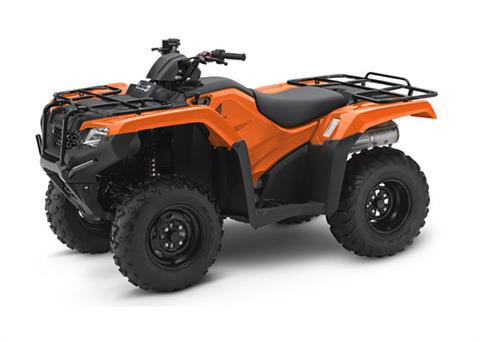 2018 Honda FourTrax Rancher 4x4 in Northampton, Massachusetts