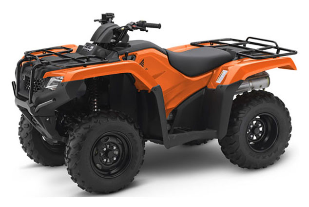 2018 Honda FourTrax Rancher 4x4 in Hot Springs National Park, Arkansas
