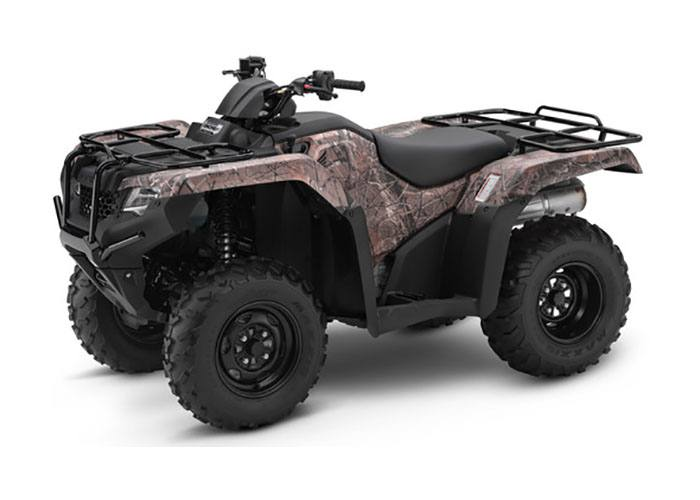 2018 Honda FourTrax Rancher 4x4 DCT EPS in Honesdale, Pennsylvania