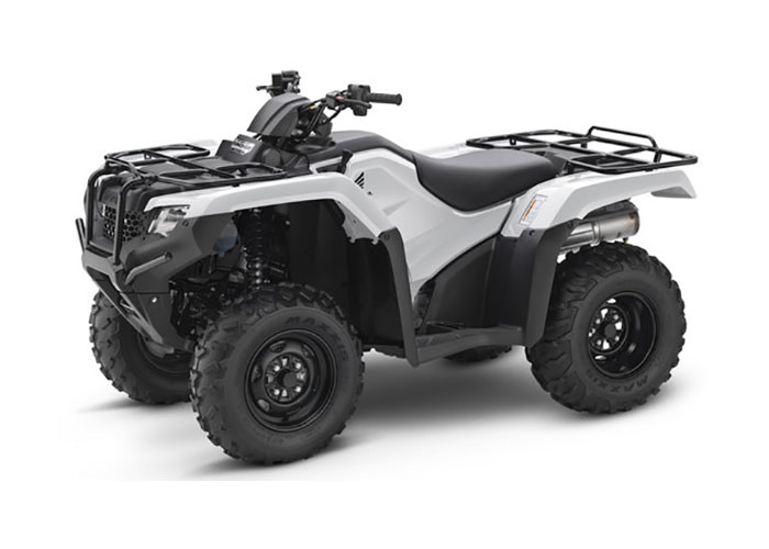 2018 Honda FourTrax Rancher 4x4 DCT EPS in Delano, California