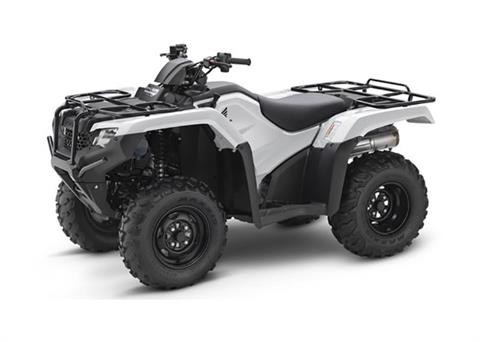 2018 Honda FourTrax Rancher 4x4 DCT EPS in Warsaw, Indiana