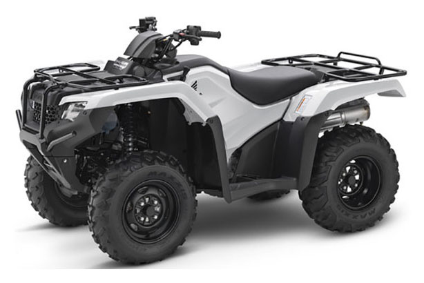 2018 Honda FourTrax Rancher 4x4 DCT EPS in Hot Springs National Park, Arkansas