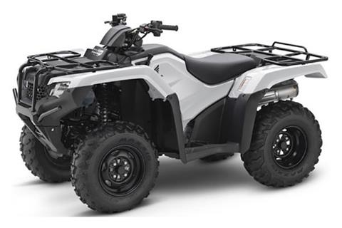 2018 Honda FourTrax Rancher 4x4 DCT EPS in Adams, Massachusetts - Photo 1