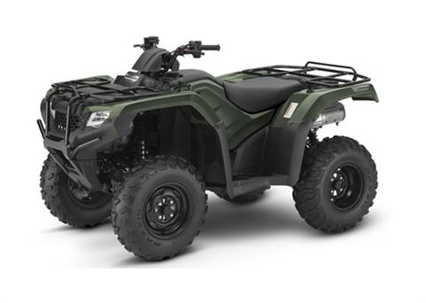 2018 Honda FourTrax Rancher 4x4 DCT IRS in Delano, California