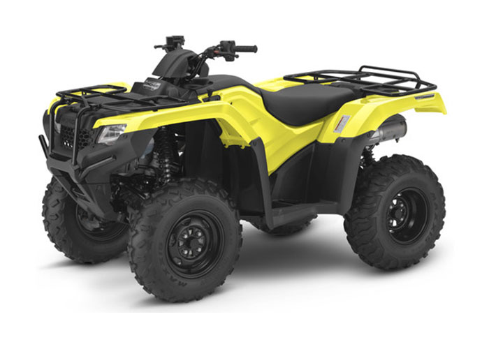2018 Honda FourTrax Rancher 4x4 DCT IRS EPS in Gridley, California