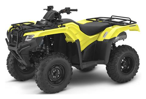 2018 Honda FourTrax Rancher 4x4 DCT IRS EPS in West Bridgewater, Massachusetts