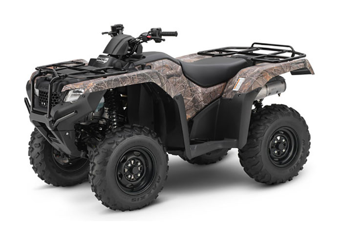 2018 Honda FourTrax Rancher 4x4 DCT IRS EPS in Bemidji, Minnesota