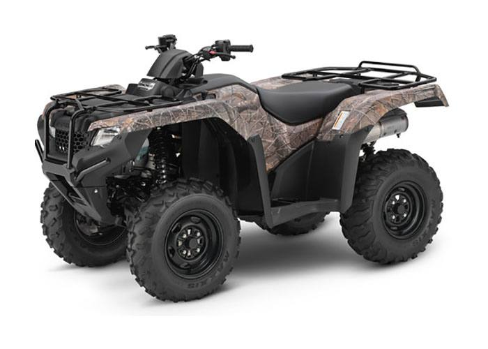 2018 Honda FourTrax Rancher 4x4 DCT IRS EPS in Jamestown, New York