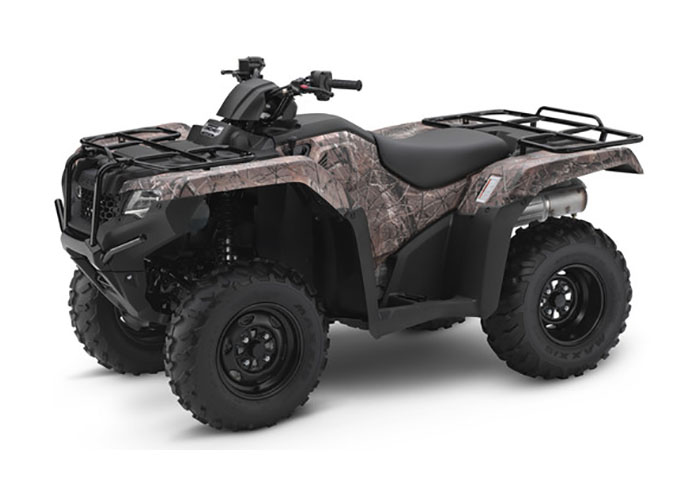 2018 Honda FourTrax Rancher 4x4 ES in Crystal Lake, Illinois