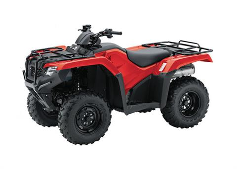 2018 Honda FourTrax Rancher 4x4 ES in West Bridgewater, Massachusetts