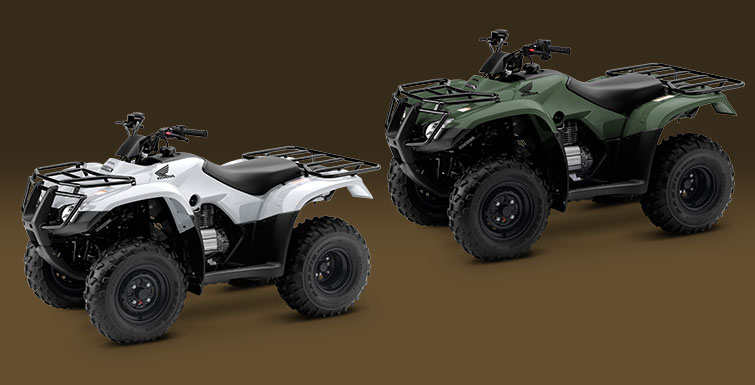 2018 Honda FourTrax Recon 4
