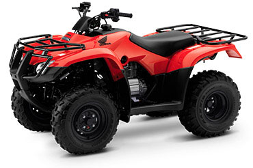 2018 Honda FourTrax Recon ES in Baldwin, Michigan