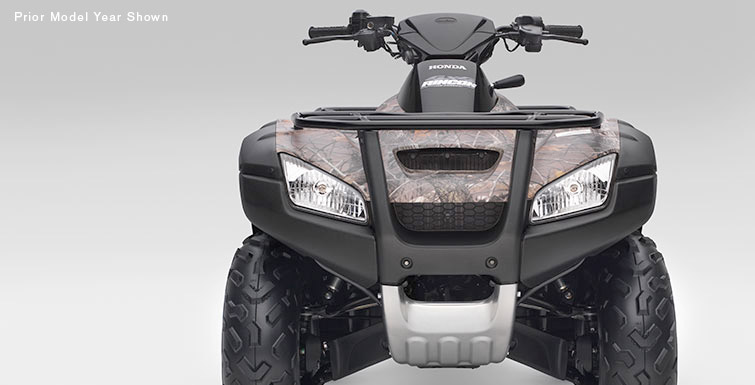 2018 Honda FourTrax Rincon in Danbury, Connecticut