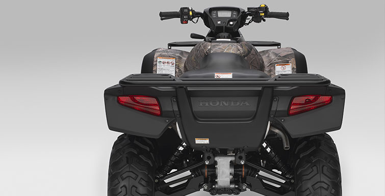 2018 Honda FourTrax Rincon in Freeport, Illinois