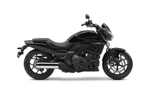 2018 Honda CTX700N DCT in Mentor, Ohio