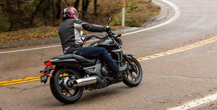 2018 Honda CTX700N DCT in Amherst, Ohio - Photo 3