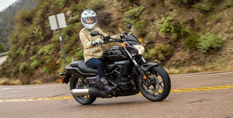 2018 Honda CTX700N DCT in Missoula, Montana - Photo 6