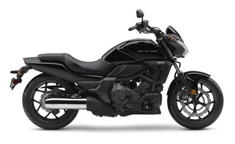 2018 Honda CTX700N DCT in Panama City, Florida