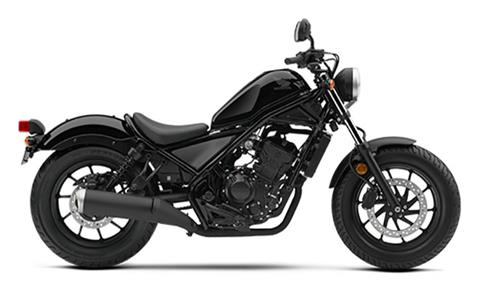 2018 Honda Rebel 300 in Tulsa, Oklahoma - Photo 1