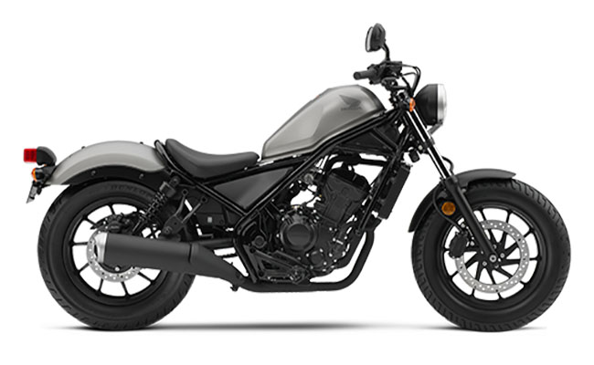 2018 Honda Rebel 300 in Greenville, North Carolina