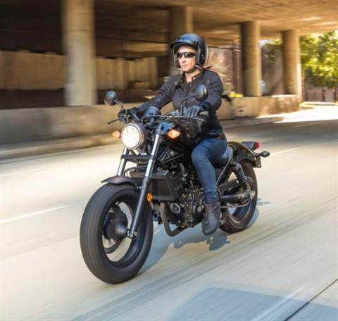 2018 Honda Rebel 300 in Lapeer, Michigan - Photo 2