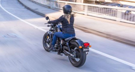 2018 Honda Rebel 300 in Baldwin, Michigan