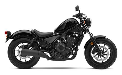 2018 Honda Rebel 500 in Scottsdale, Arizona