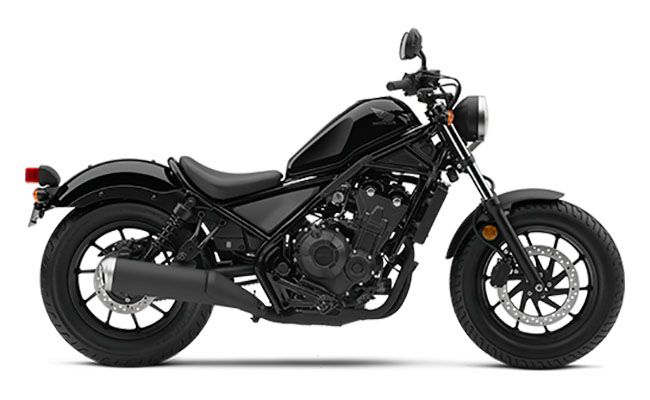 2018 Honda Rebel 500 in Hendersonville, North Carolina