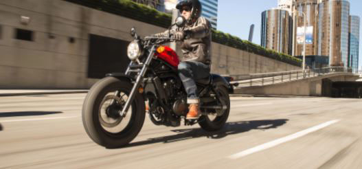 2018 Honda Rebel 500 in Marina Del Rey, California
