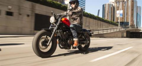 2018 Honda Rebel 500 in Berkeley, California - Photo 2