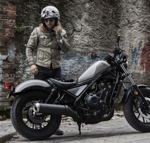 2018 Honda Rebel 500 in Berkeley, California