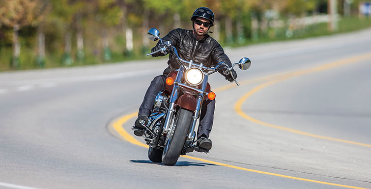 2018 Honda Shadow Aero 750 ABS in Missoula, Montana - Photo 2