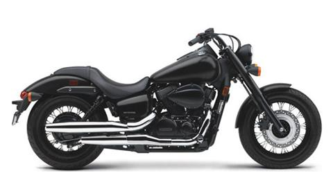 2018 Honda Shadow Phantom in Berkeley, California