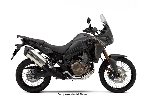 2018 Honda Africa Twin in Hollister, California