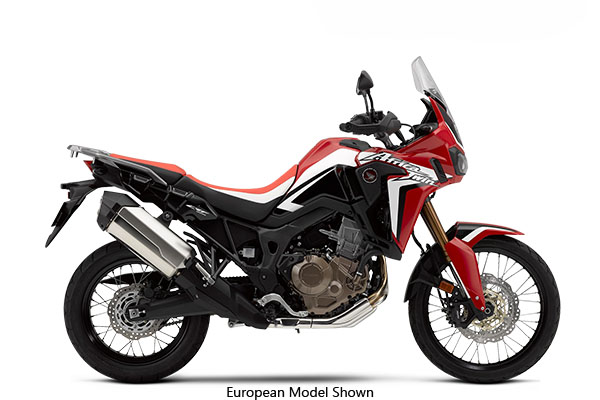 2018 Honda Africa Twin in Broken Arrow, Oklahoma