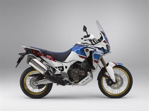2018 Honda Africa Twin Adventure Sports in Ukiah, California