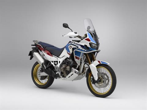 2018 Honda Africa Twin Adventure Sports in Vancouver, British Columbia