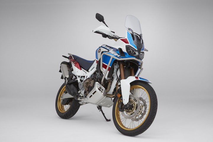 2018 Honda Africa Twin Adventure Sports DCT in Irvine, California