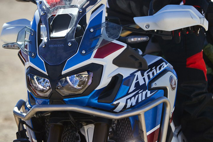 2018 Honda Africa Twin Adventure Sports DCT in Monroe, Michigan - Photo 4
