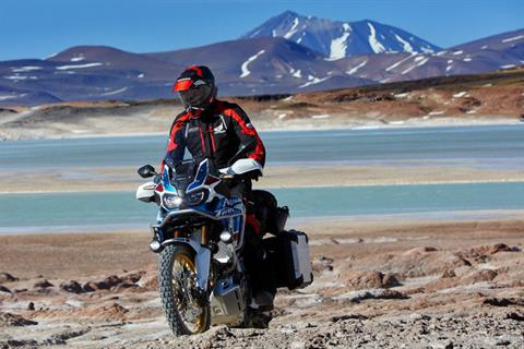 2018 Honda Africa Twin Adventure Sports DCT in Palmer, Alaska