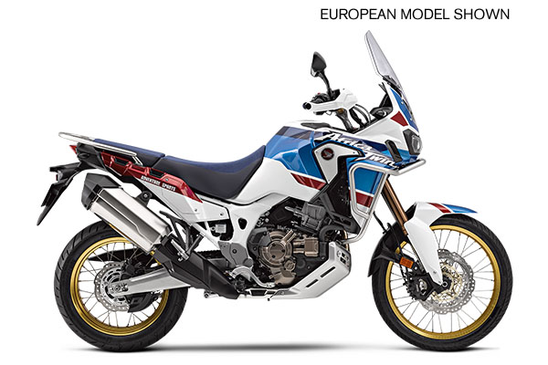 2018 Honda Africa Twin Adventure Sports DCT in Spring Mills, Pennsylvania