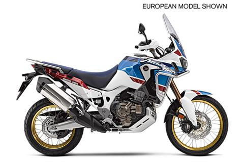 2018 Honda Africa Twin Adventure Sports DCT in Monroe, Michigan