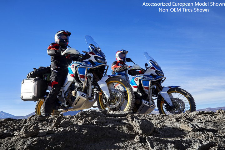 2018 Honda Africa Twin Adventure Sports DCT 9