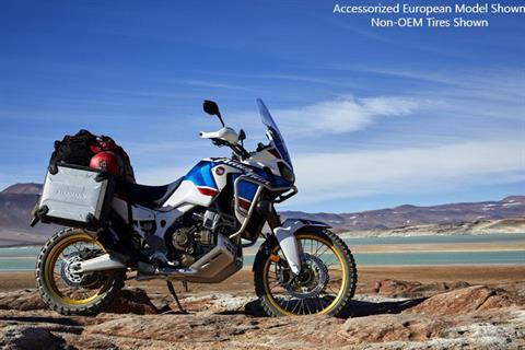 2018 Honda Africa Twin Adventure Sports DCT in Petaluma, California