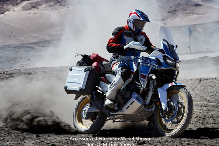 2018 Honda Africa Twin Adventure Sports DCT 12