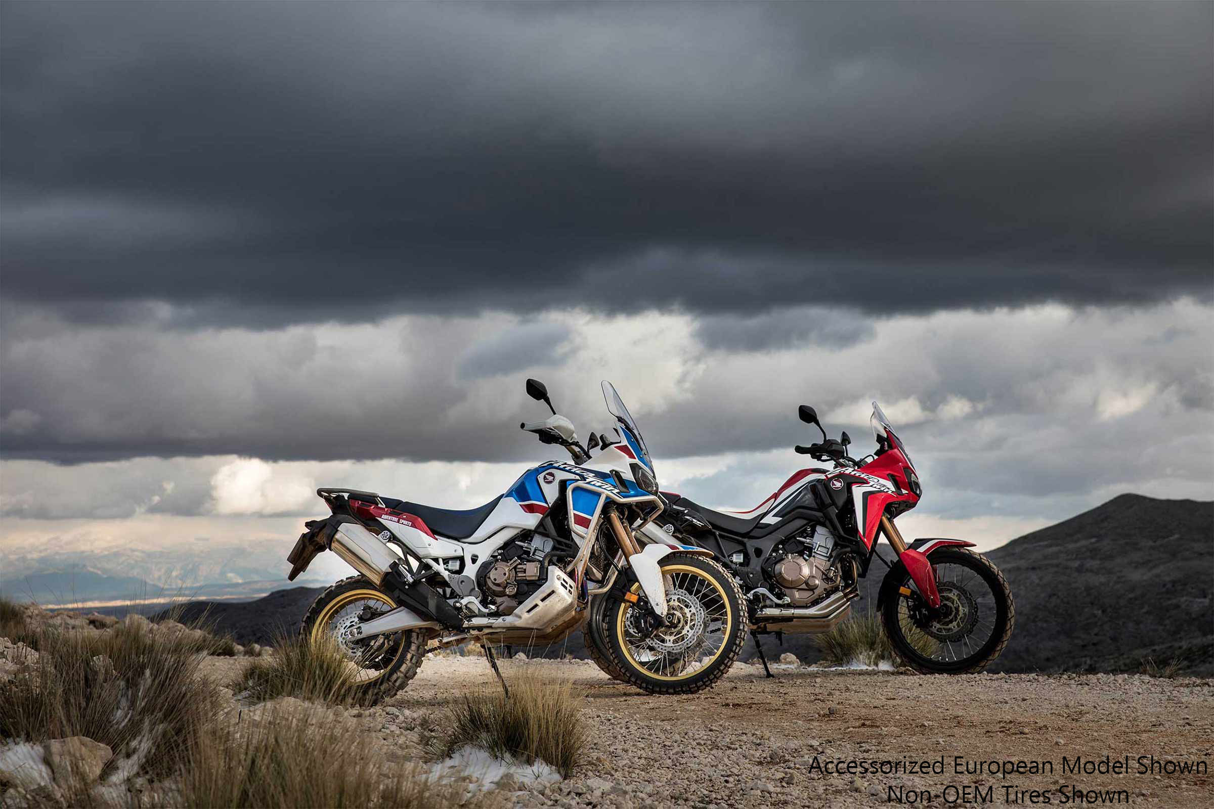 2018 Honda Africa Twin Adventure Sports DCT in Roca, Nebraska