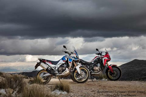 2018 Honda Africa Twin Adventure Sports DCT in Chattanooga, Tennessee