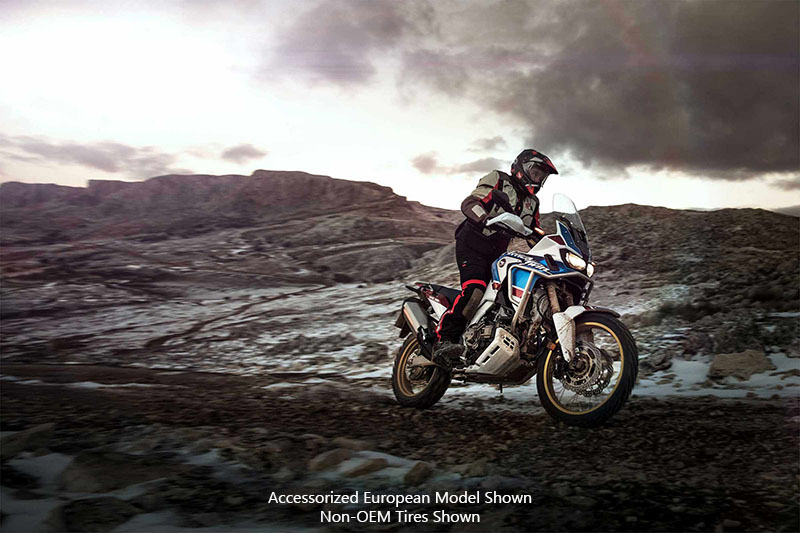 2018 Honda Africa Twin Adventure Sports DCT in Hollister, California