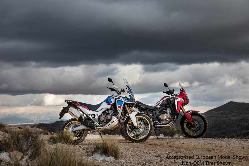 2018 Honda Africa Twin Adventure Sports Dct In Boise Idaho